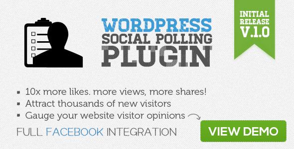 WordPress Social Polling Plugin