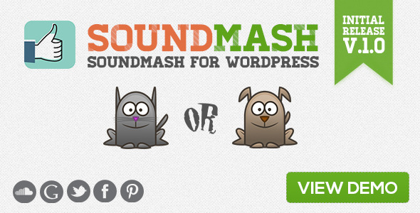 Sound Mash Facemash for WordPress - CodeCanyon Item for Sale