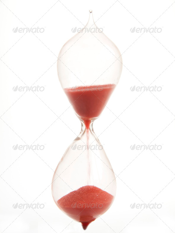 PhotoDune hourglass 3985672
