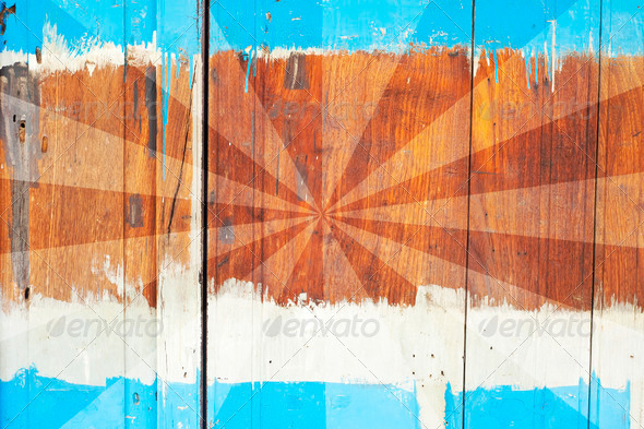 Old wood background and texture - Stock Photo - Images