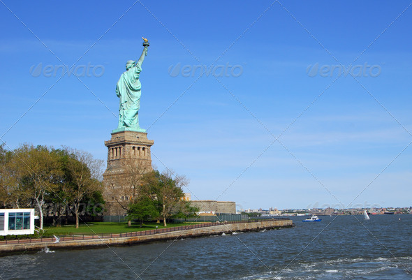 PhotoDune Statue of Liberty 3987364