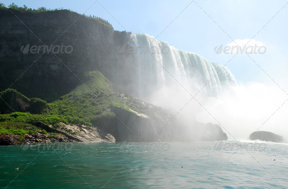 PhotoDune Niagara Falls New York 3987291