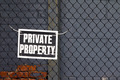 Private Property Sign - PhotoDune Item for Sale