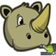 Logo Animals Rhino