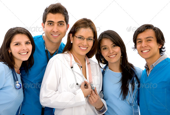 Stock Photo - PhotoDune doctors 430136