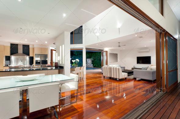 PhotoDune Modern home 3980694