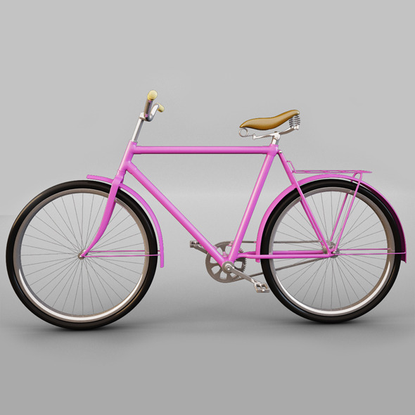 3DOcean Bike 3983817