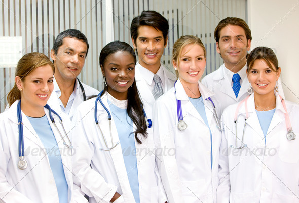 Stock Photo - PhotoDune doctors 430582