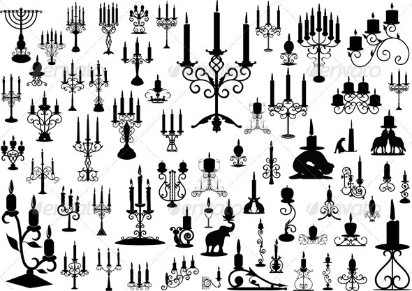 GraphicRiver Candlesticks 3983922