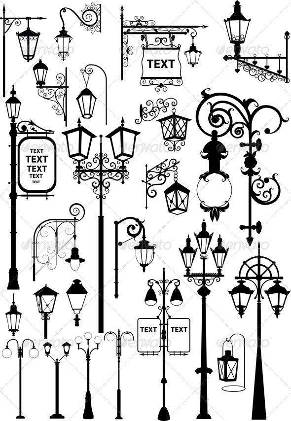 GraphicRiver Lanterns 3983977