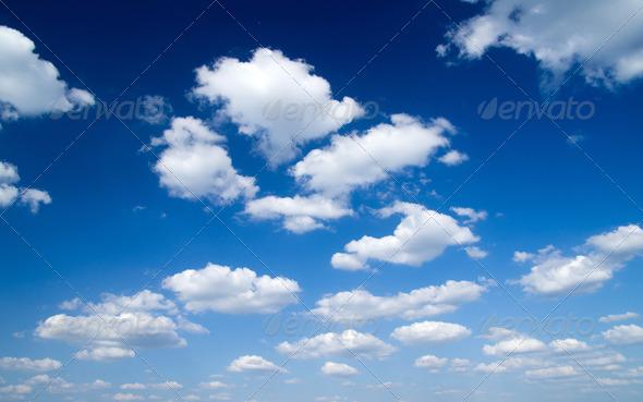 PhotoDune blue sky 3984304