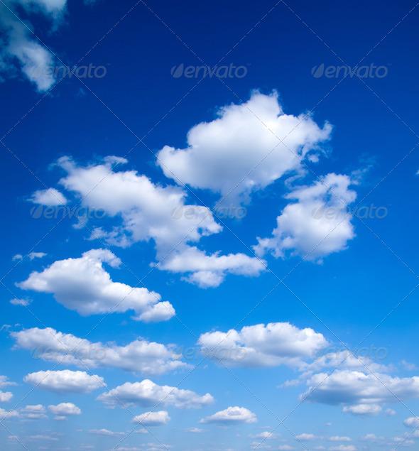 PhotoDune blue sky 3984307