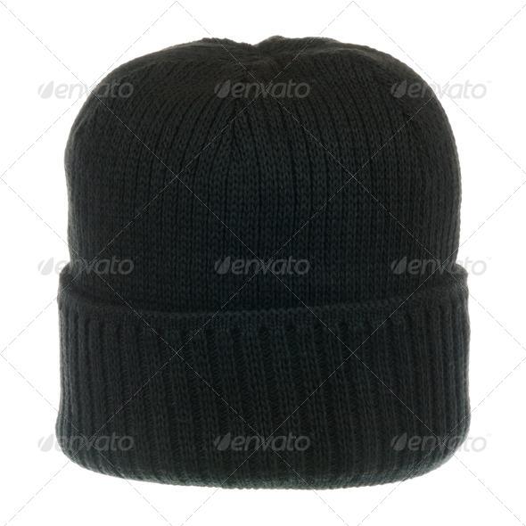 PhotoDune Black hat 3984347