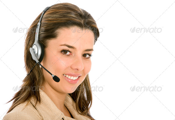customer services - Stock Photo - Images