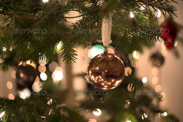 PhotoDune Christmas-Tree Decorations 3986011