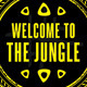 Welcome To The Jungle - GraphicRiver Item for Sale
