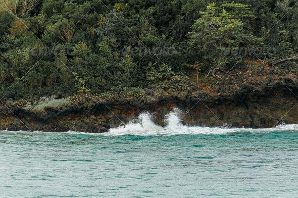 PhotoDune Caribbean Beach Clift 3986935