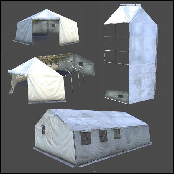 3DOcean Big Tent 3986594