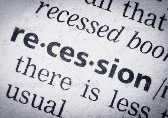 PhotoDune recession glossary macro 3990171