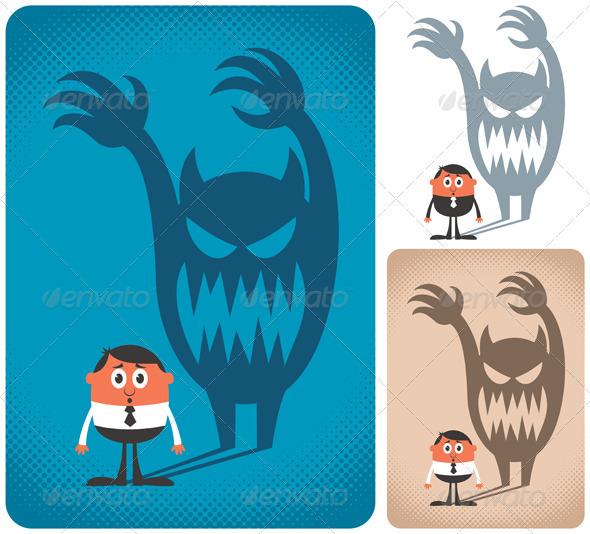 Fear - Conceptual Vectors