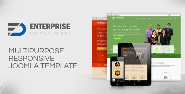 ThemeForest Enterprise-Multipurpose Responsive Joomla Theme 3925660
