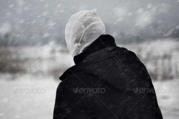 Nuclear winter - Stock Photo - Images