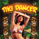 Tiki Dancer Flyer Template - GraphicRiver Item for Sale