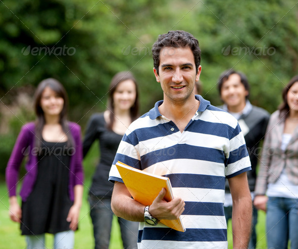 Stock Photo - PhotoDune college student 431376