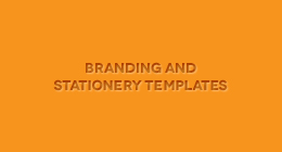 Branding And Stationery Templates