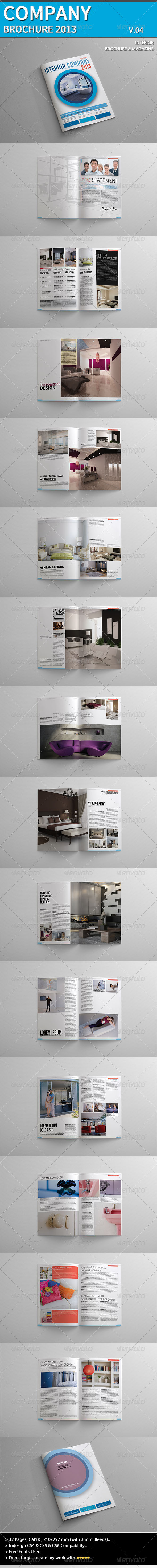 GraphicRiver Company Brochure 2013 Part 04 3902102