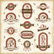 Vintage Apple Labels Set - GraphicRiver Item for Sale