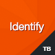 Identify - Retina Ready Portfolio, Resume, Blog. - ThemeForest Item for Sale