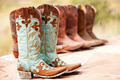 Old Cowboy Boots - PhotoDune Item for Sale