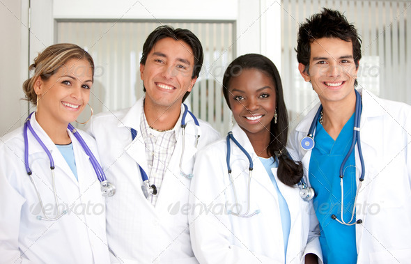 PhotoDune Medical staff 431776