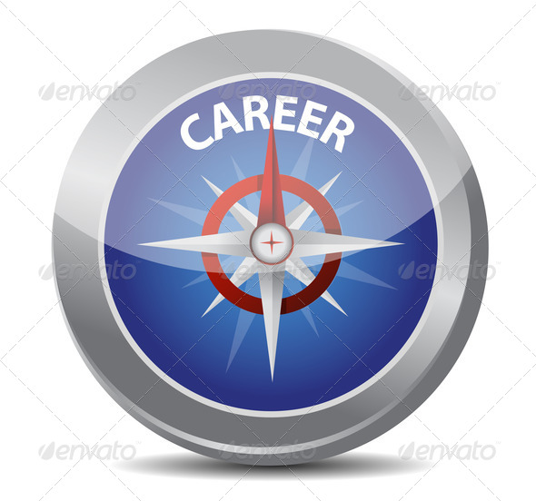 PhotoDune career the way indicated by compass 3997459