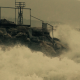Waves Crash Against The Pier (4-pack) - VideoHive Item for Sale