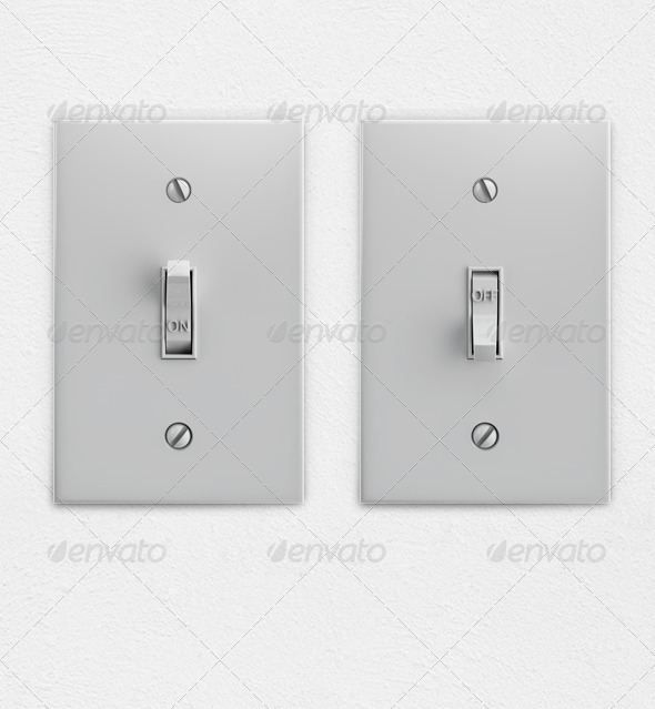 GraphicRiver Light Switch 3996933
