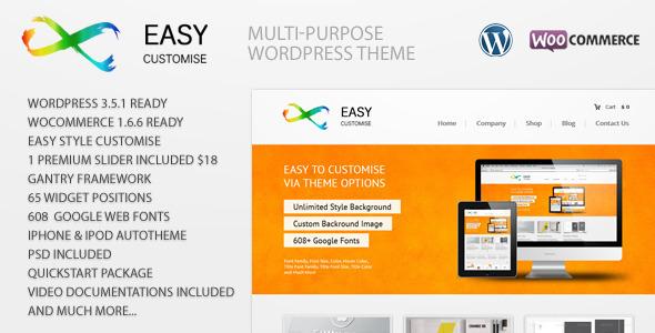 ThemeForest Prominent Multi-Purpose WordPress Theme 3883952