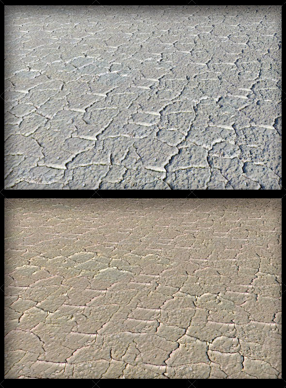 High Rez Tileable Cracked Ground or Sand Texture - 3DOcean Item for Sale