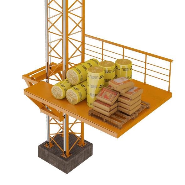 Lift - 3DOcean Item for Sale