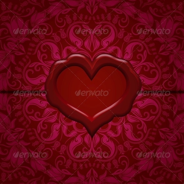 GraphicRiver Template Frame Design for Greeting Card 4000972