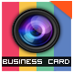 INSTA Photography Business Card - GraphicRiver Item for Sale