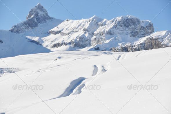 PhotoDune Braunwald Switzerland 4001896