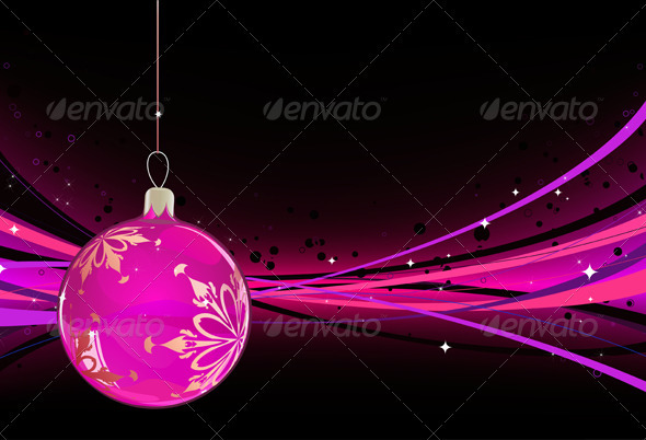 GraphicRiver Christmas Decorations 4002377