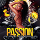 Passion Sounds Party Flyer - GraphicRiver Item for Sale