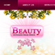 Fashion health and beauty website