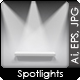 Spotlight background - GraphicRiver Item for Sale