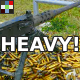 Heavy Machine Gun - AudioJungle Item for Sale