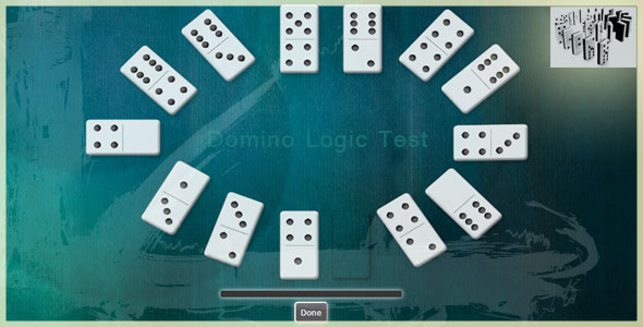 Domino Logic Test
