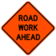 Road Work Ahead Sign - GraphicRiver Item for Sale
